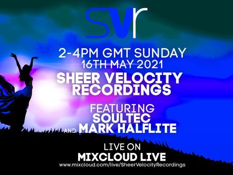 May 2021 Mixcloud Live Session