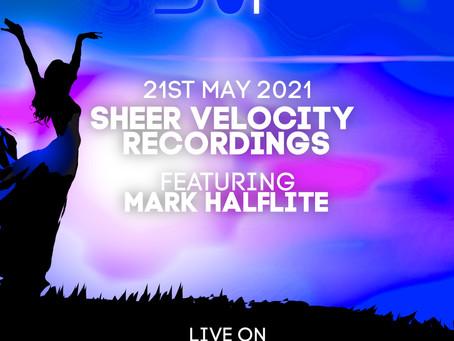 Mark Halflite SVr Mixcloud Session 21st May 2021