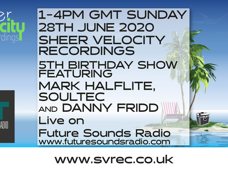 Archive of the Sheer Velocity Radio 28th June 2020