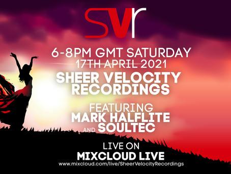 Archive of the April 2021 Mixcloud Live Stream