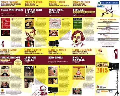 Estate Teatrale 2015