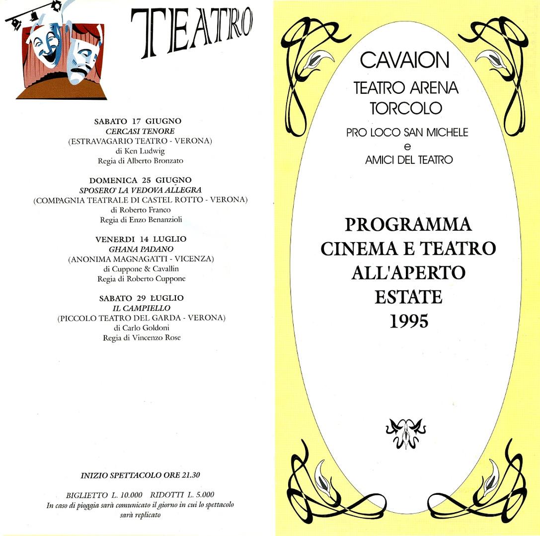 Estate Teatrale 1995