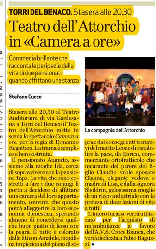 Giornale L'Arena 19.10. 2016-Pag. 48