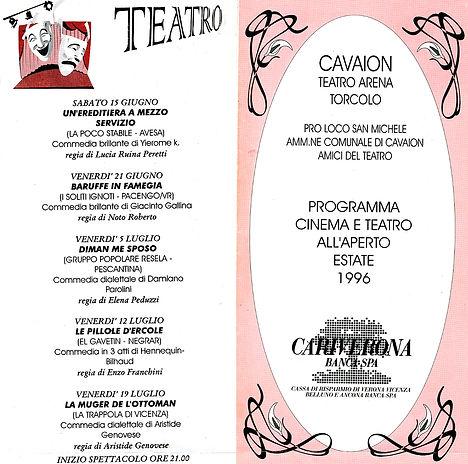 Estate Teatrale 1996