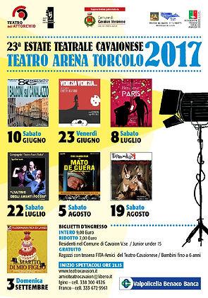 Estate Teatrale 2017
