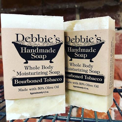 Bourboned Tobacco Soap