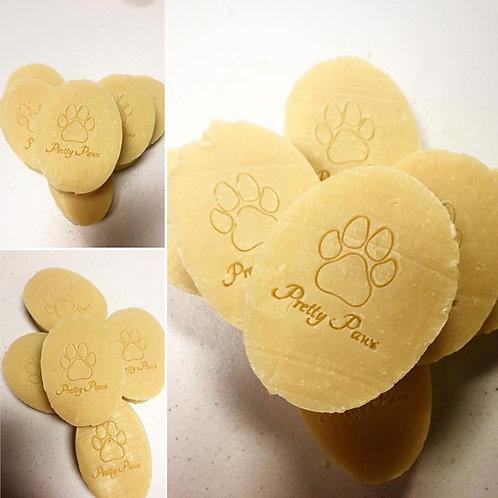 Pretty Paws, Handmade Soap, 50% Olive Oil