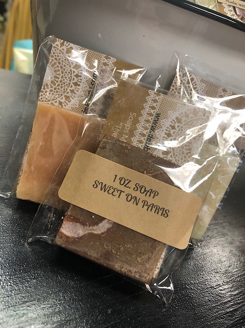 1 oz Favor/ Travel Soaps