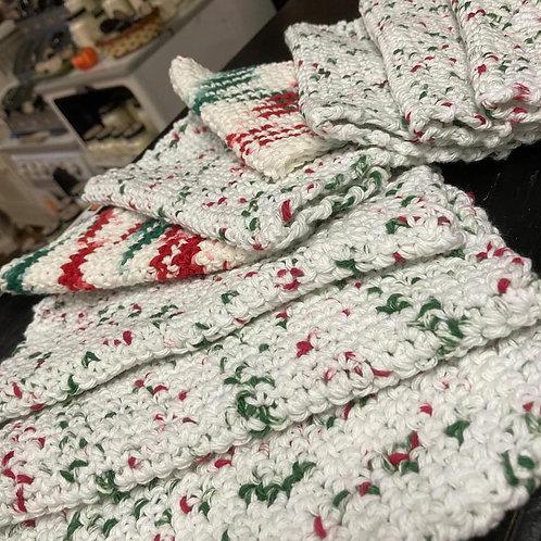 Handmade Washcloth