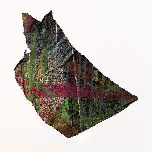#147- Small Wall Piece