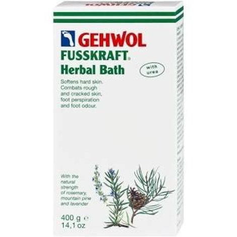 Sel de bain aux herbes