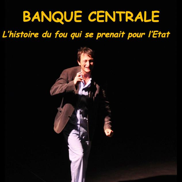 Affiche Banque Centrale