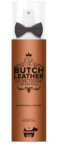 Butch Leather Natural Cologne (250ml)