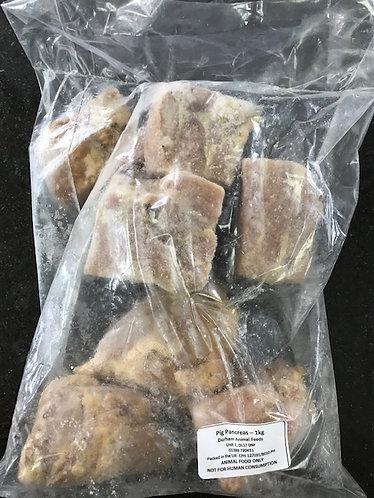 DAF Pork Pancreas Chunks 1kg