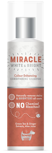 Miracle White & Bright Colour Enhancing Conditioning Shampoo (250ml)