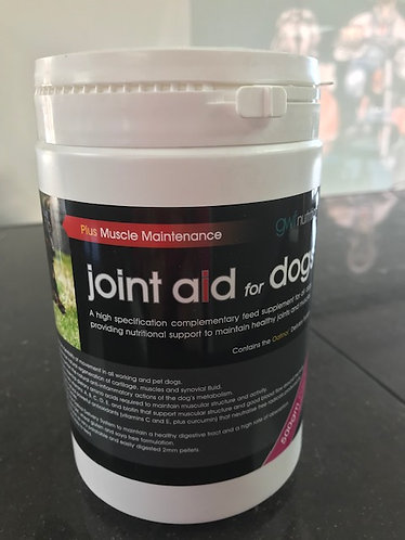 Joint Aid for Dogs plus Muscle Maintenance 500g