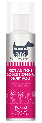 Got An Itch? Conditioning Shampoo (250ml)