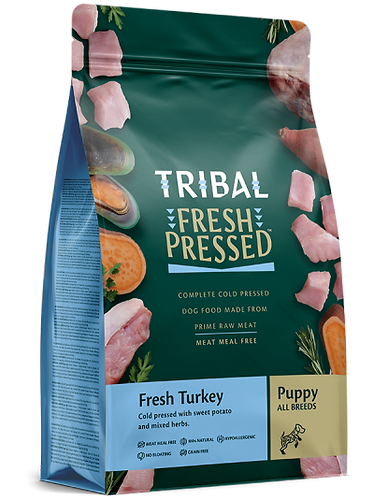 Fresh Turkey - Puppy