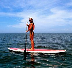 Kayak SUP rental