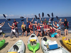 Kayak SUP Tours