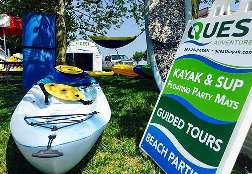 Quest adventures quest kayak