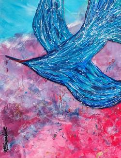 Fly Free, Mary Elizabeth Gosselink