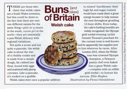 Welsh Cake Mag