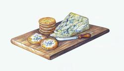 Buxton Blue Artwork