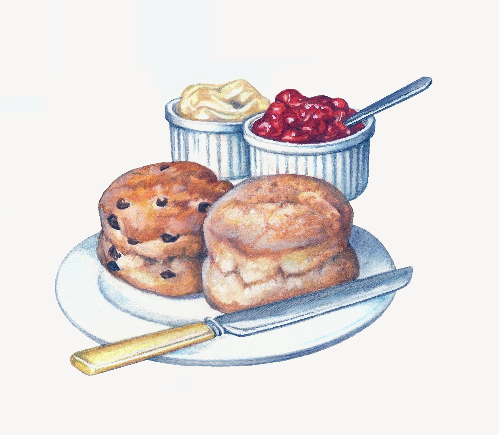Revised Scone Artwork