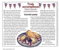 Cornish Pastie Mag