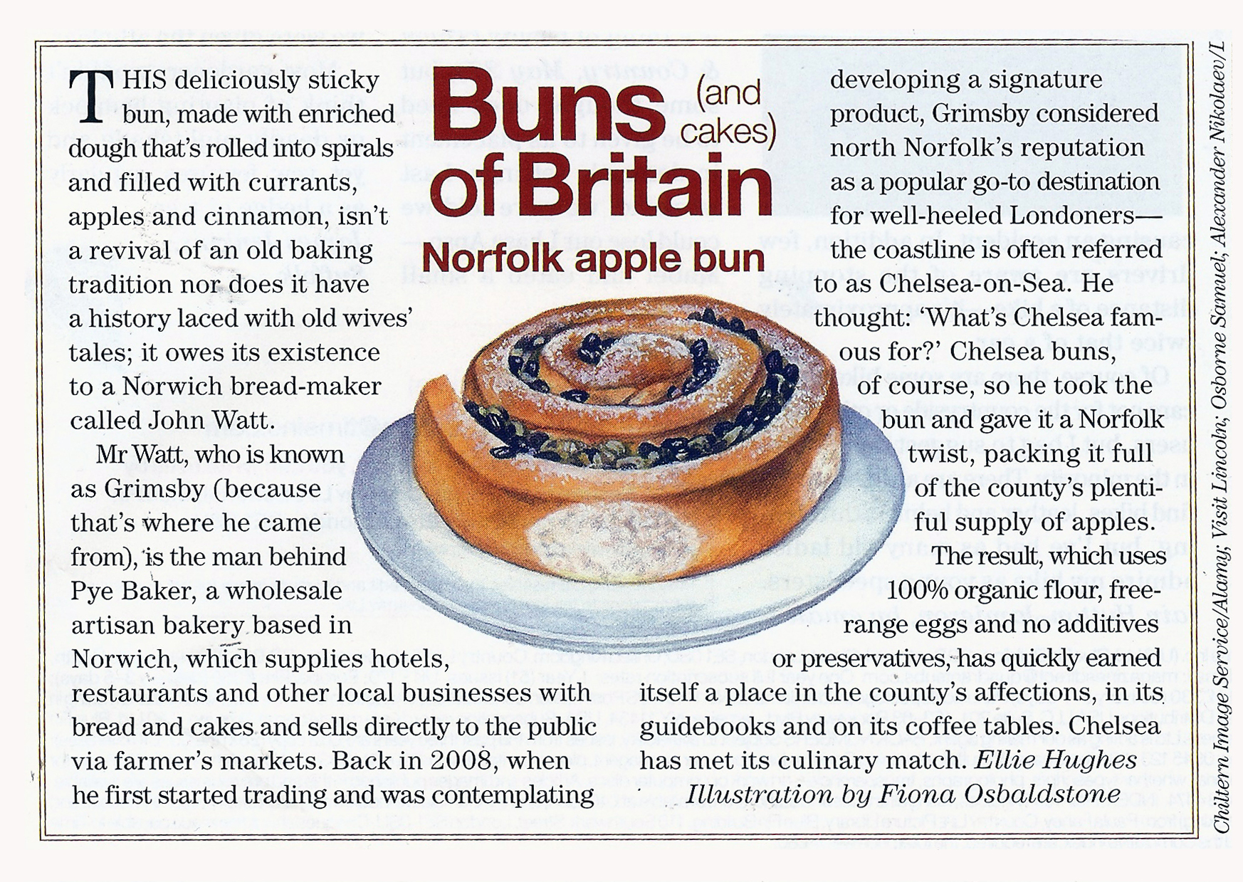 Norfolk Apple Bun Mag