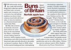 Norfolk Apple Bun Mag