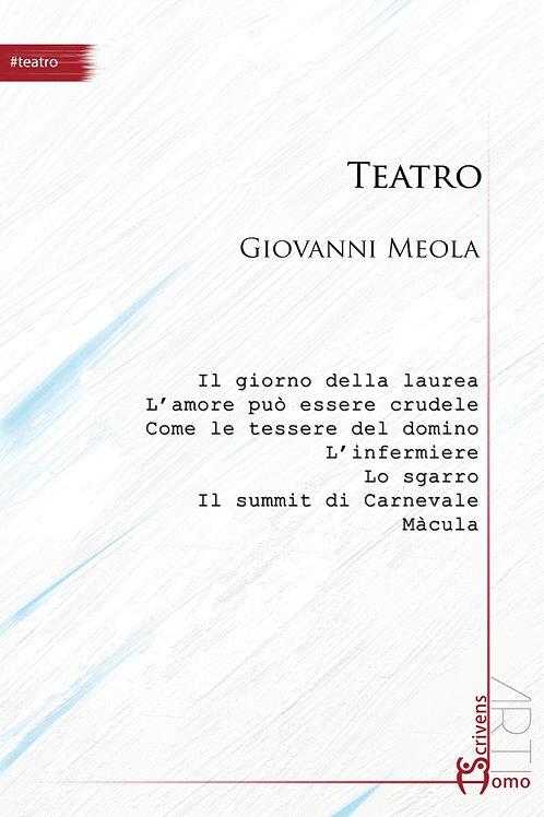 Teatro - Giovanni Meola
