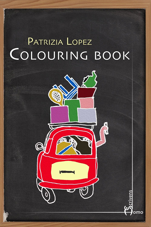 Colouring book - Patrizia Lopez