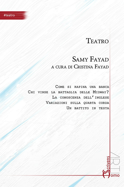 Teatro - Samy Fayad