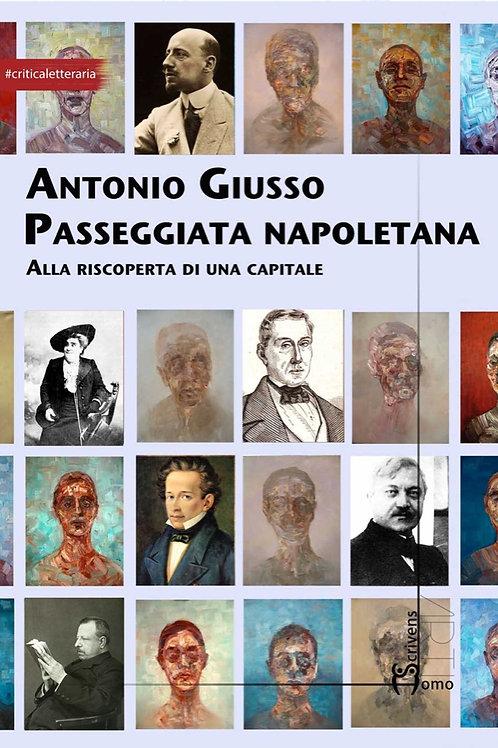 Passeggiata napoletana - Antonio Giusso