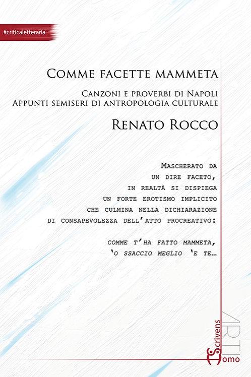 Comme facette mammeta - Renato Rocco