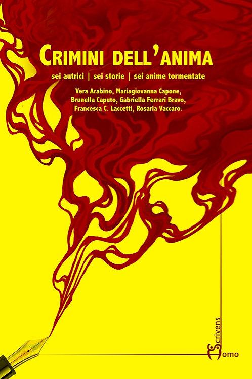 Crimini dell'anima - AA. VV., Mariagiovanna Capone