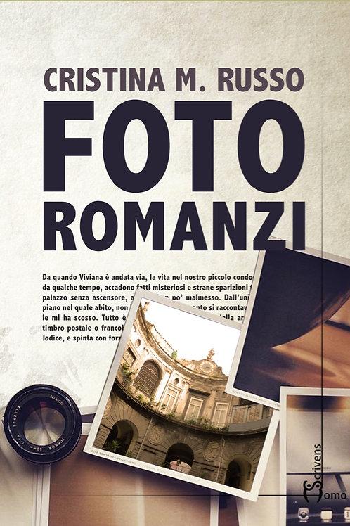 Foto romanzi - Cristina M. Russo