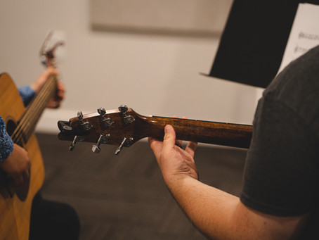 Behind the (Not So) Glamorous Life of a Musician