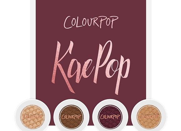 ColourPop x Karrueche Eyeshadow Set