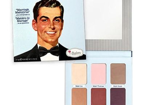The Balm Cosmetics 'Meet Matt(e) Trimony' eyeshadow palette