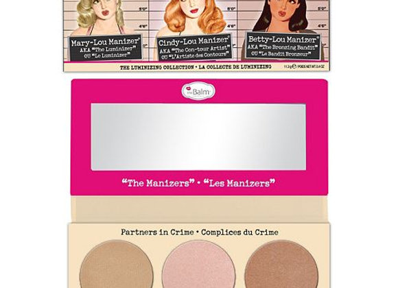 The Balm Cosmetics 'The Manizer Sisters' Highlighter Palette