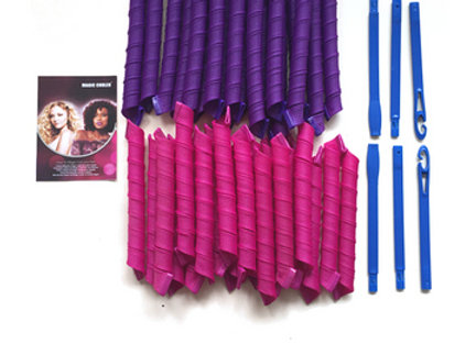 Hair Rollers 'Pink&Purple'