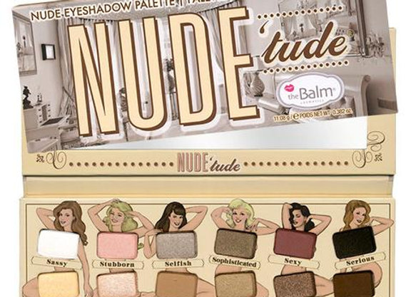 The Balm Cosmetics 'Nude Tude' Eyeshadow Palette
