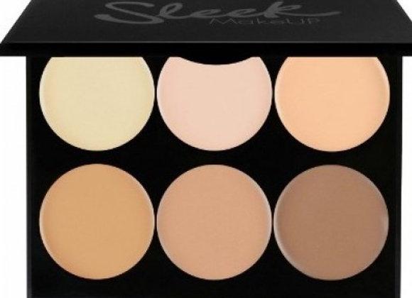 Sleek Makeup Cream Contour Palette 'Light'