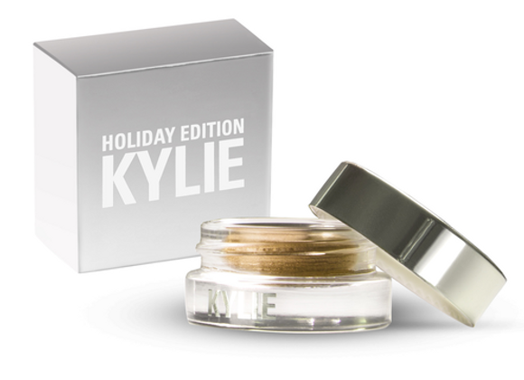Kylie Cosmetics Holiday Edition ' Yellow Gold' Creme shadow