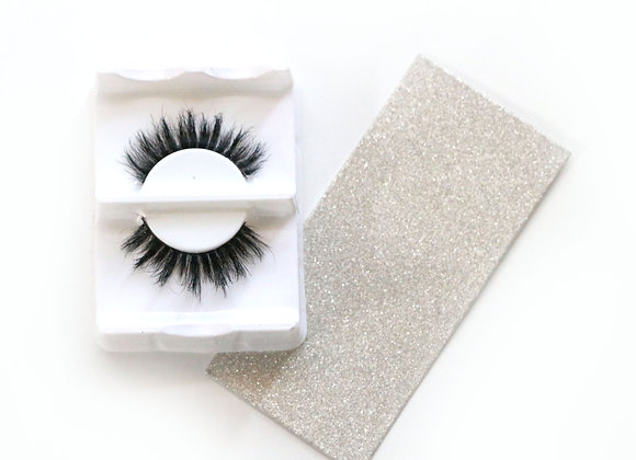 Mink False Lashes 'Virgo'
