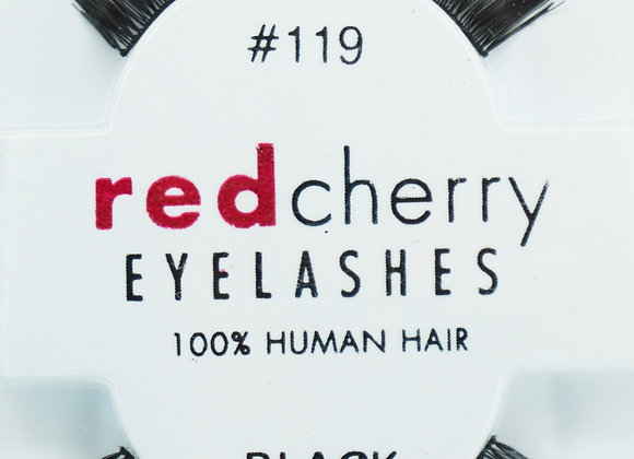 Red Cherry False Eyelashes '119'