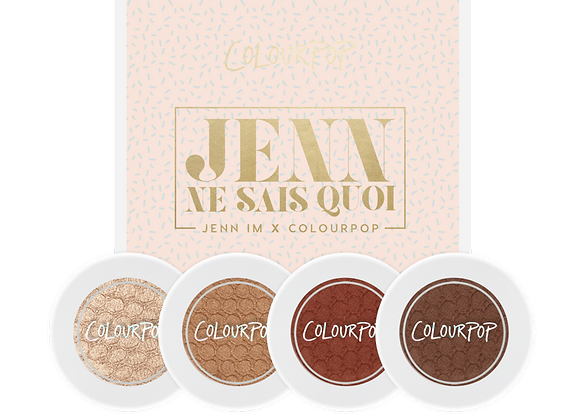 ColourPop x Jenn Im Eyeshadow Set